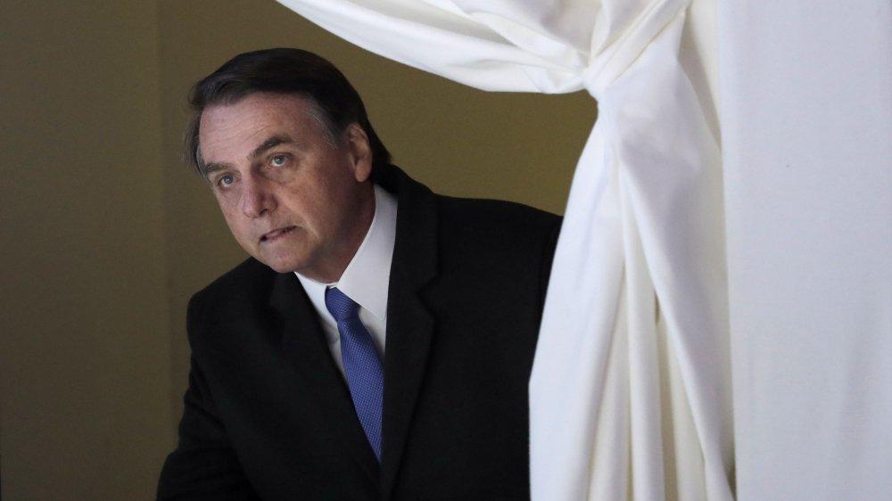 Les débuts du gouvernement de Jair Bolsonaro sont plutôt hésitants...