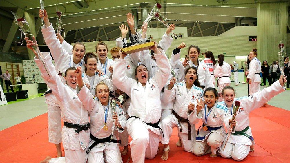 Les filles du JC Cortaillod ont un titre national à défendre.