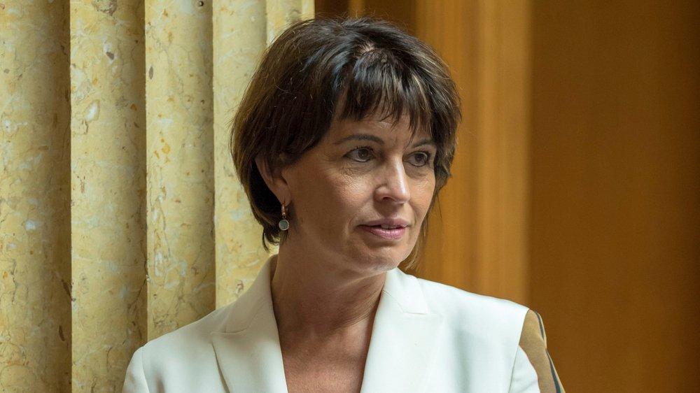 L'ex-conseillère fédérale Doris Leuthard devrait faire son entrée chez Bell et Coop.