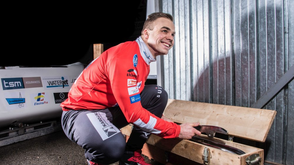 Yann Moulinier dispute ce week-end ses dernières courses de la saison en tant que pilote avant de s'envoler pour Whistler.