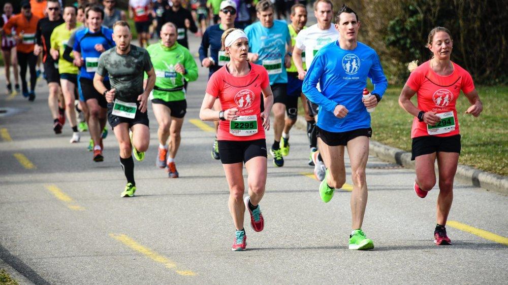 Le semi-marathon du CEP Cortaillod est ouvert aux coureurs de pointe comme aux populaires.