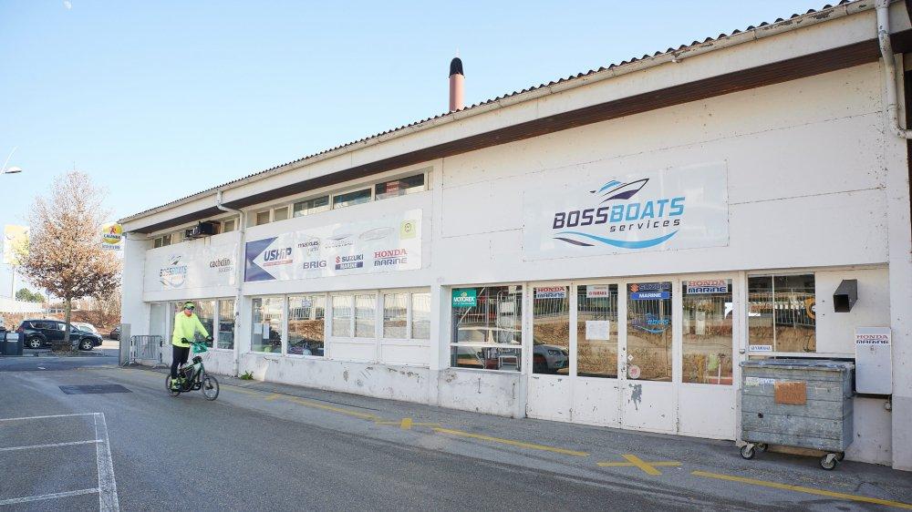Boss Boats services est en liquidation par suite de la faillite de son titulaire.