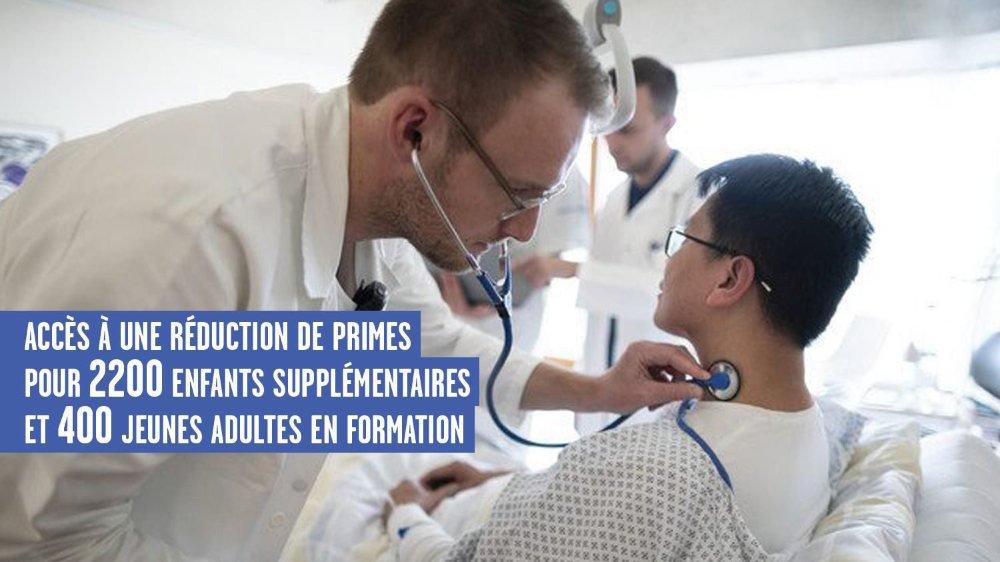 Le canton de Neuchâtel doit élargir les subsides d'assurance maladie accordés aux jeunes