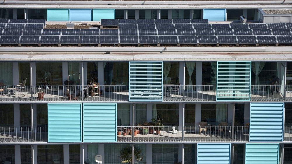 L'énergie solaire, un domaine d'excellence du canton de Neuchâtel.