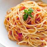 Spaghetti plaisir.