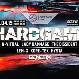 Hardgame N-Vitral Lady Dammage The Dissident
