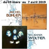 Exposition Michel Bühler & Yo-Xarek Wolter