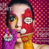 "Nouvelle ""Perspective"" avec le cirque Starlight"