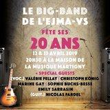 Le Big Band de l'EJMA-VS fête ses 20 ans