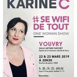 Karine se Wifi de tout