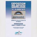 """Exposition des artistes """"Serpelious"""""""