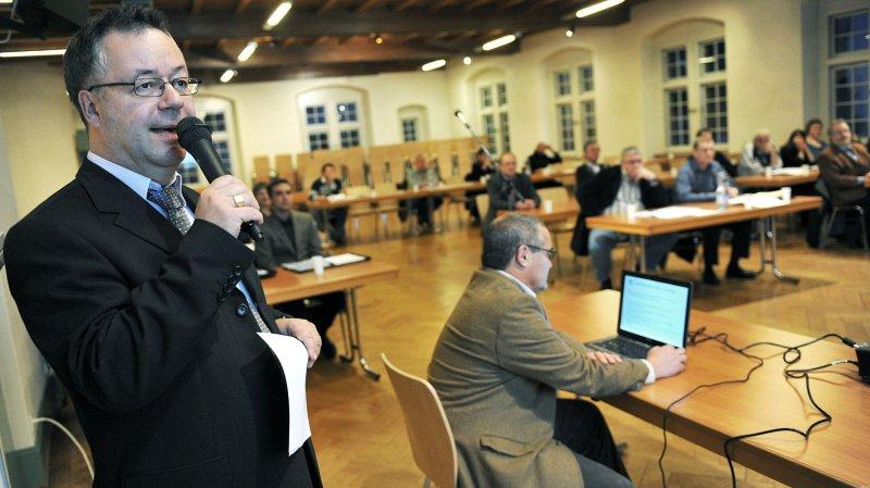 Cressier: Michel Veillard annonce son départ de l'exécutif, sa succession échauffe les esprits