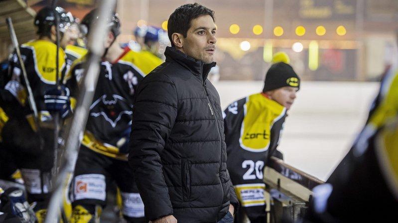 Michael Neininger ne restera pas au HC Saint-Imier