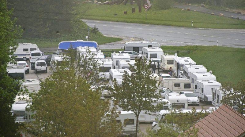 Rejet du recours contre la loi neuchâteloise sur le séjour des nomades