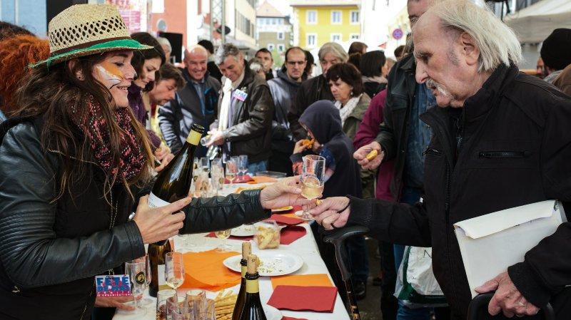 Ecarté de la Fête de mai, un commerçant chaux-de-fonnier dénonce