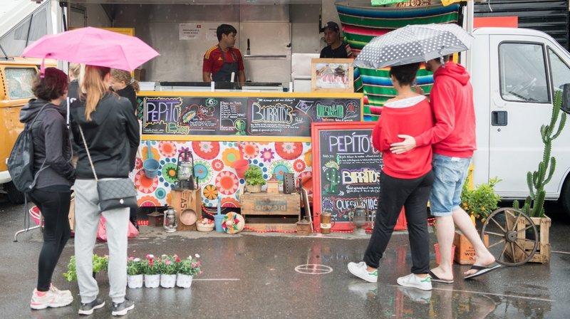 La Chaux-de-Fonds se penche sur les food trucks