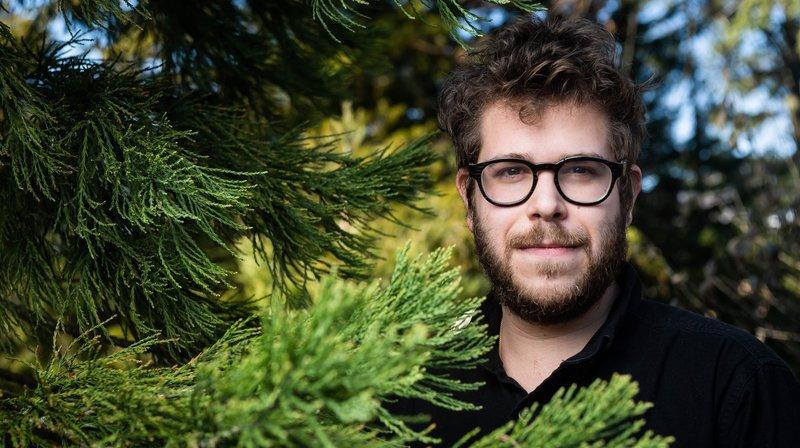 Antoine Rubin a suivi durant deux ans trois hommes vivant dans la forêt.