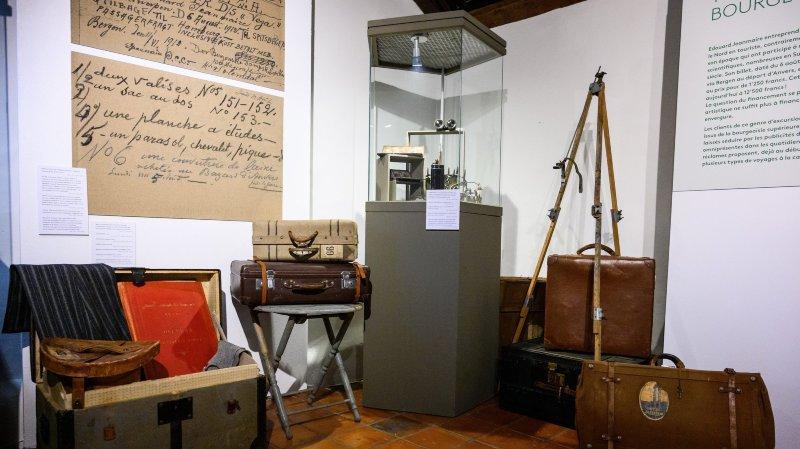 La nouvelle exposition du château de Valangin emmène le public en Norvège.