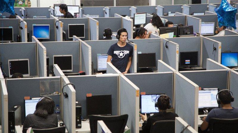 Environ 18 millions d'appels publicitaires non sollicités sont réalisés chaque mois. (Illustration)