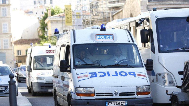 Une agression à l'arme blanche a fait deux blessés dans la ville de Marseille.