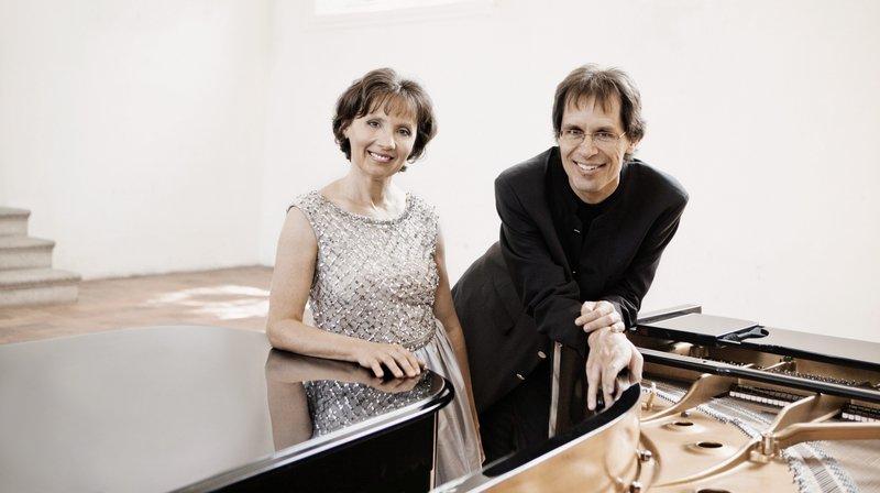 Le duo formé par Adrienne Soós et Ivo Haag écume les scènes depuis 25 ans.