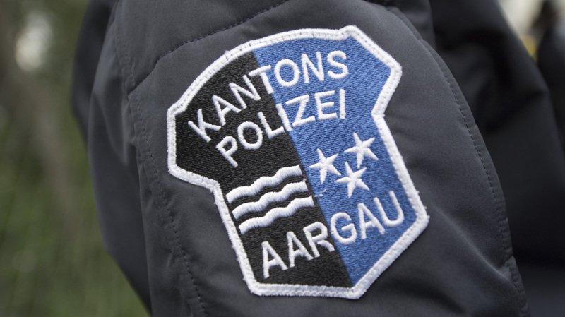 L'incident est survenu vers 16h15 à la hauteur de Muhen (AG), peu avant la jonction d'Aarau-Ouest, en direction de Berne, indique mardi la police argovienne. (illustration)