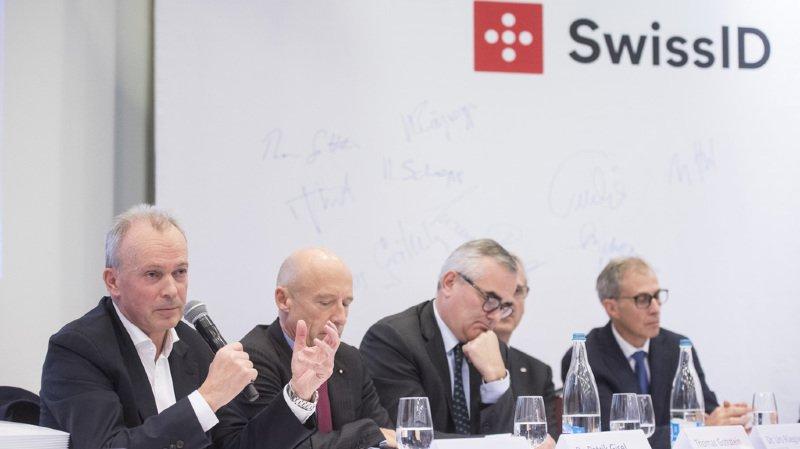 SwissID avait été présenté en grande pompe en novembre 2017 à Zurich.
