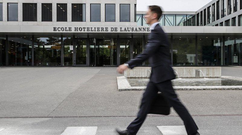 """L'Ecole Hôtelière de Lausanne a passé du 2e au 1er rang dans le domaine """"Hospitality & Leisure Management"""", qui compte trois autres établissements suisses parmi les dix premiers. (Archives)"""