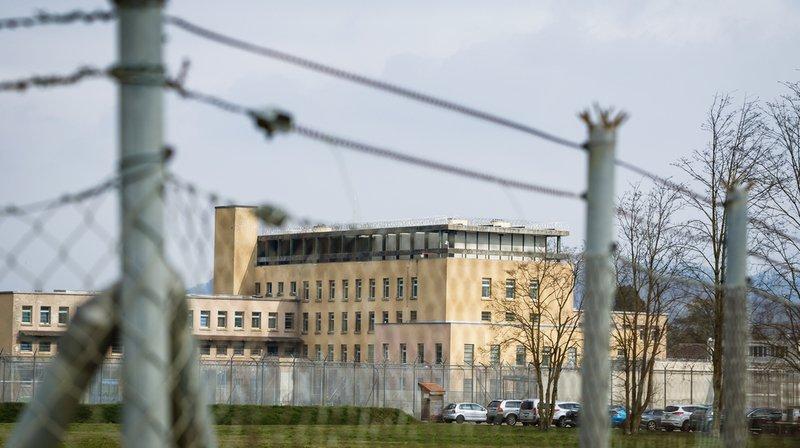 Les détenus des Etablissements de la Plaine de l'Orbe ne sont pas contents et le font savoir.