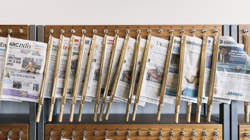 Revue de presse: ponctualité des CFF, pouvoir des aînés ou l'argent de Texaid...les titres de ce dimanche