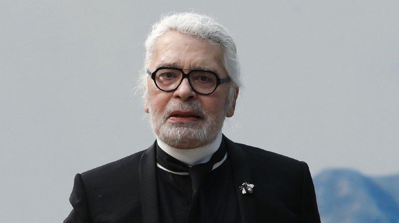 Le couturier allemand Karl Lagerfeld est décédé à l'âge de 85 ans