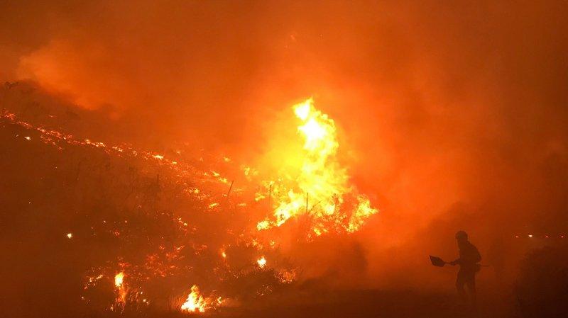Espagne: près de 50 incendies ont touché le nord du pays dimanche