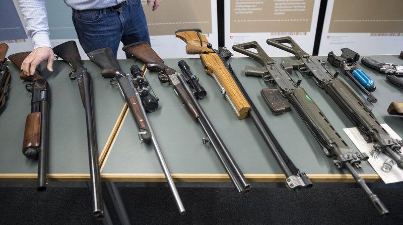 Votations du 19 mai – loi révisée sur les armes: qu'est-ce qui change?