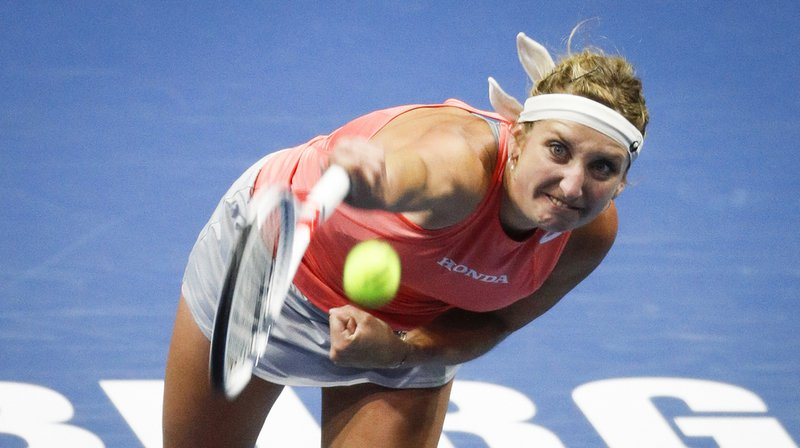Tennis – Tournoi d'Indian Wells: grosse frayeur pour Timea Bacsinszky