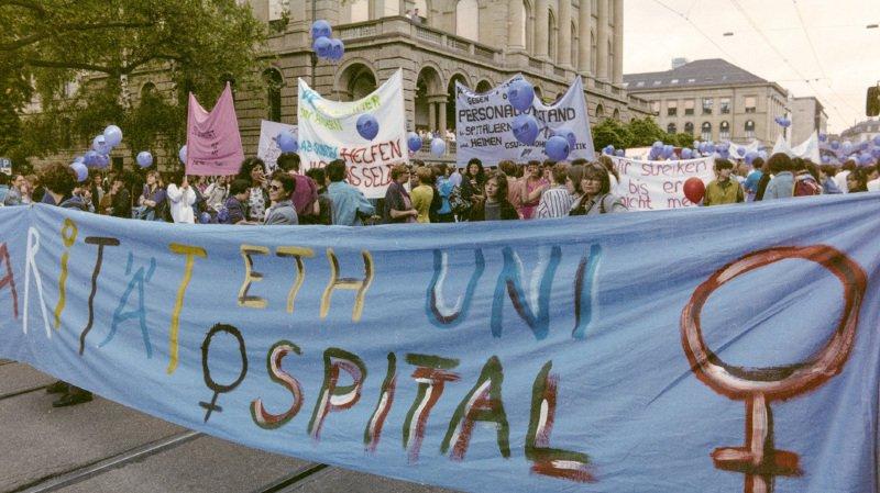 Genève: le Grand Conseil demande qu'il n'y ait pas d'examens le jour de la grève des femmes