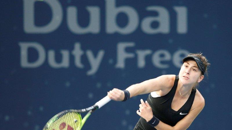 Belinda Bencic a réalisé une performance de choix pour sortir Sabalenka.