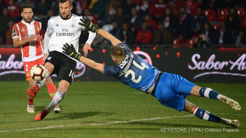 Football – championnat du Portugal: Haris Seferovic marque encore