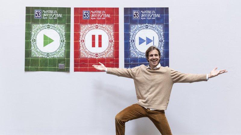 Montreux Jazz Festival: les trois affiches de l'édition 2019 dévoilées