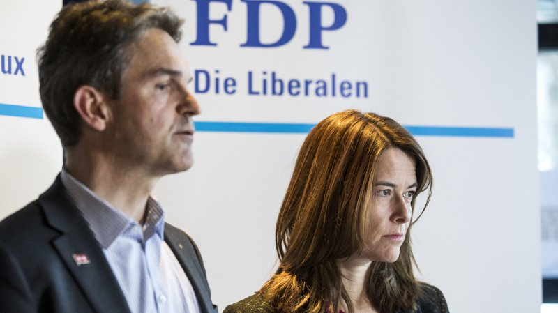Suisse-UE: le groupe PLR dit un oui de raison à l'accord-cadre