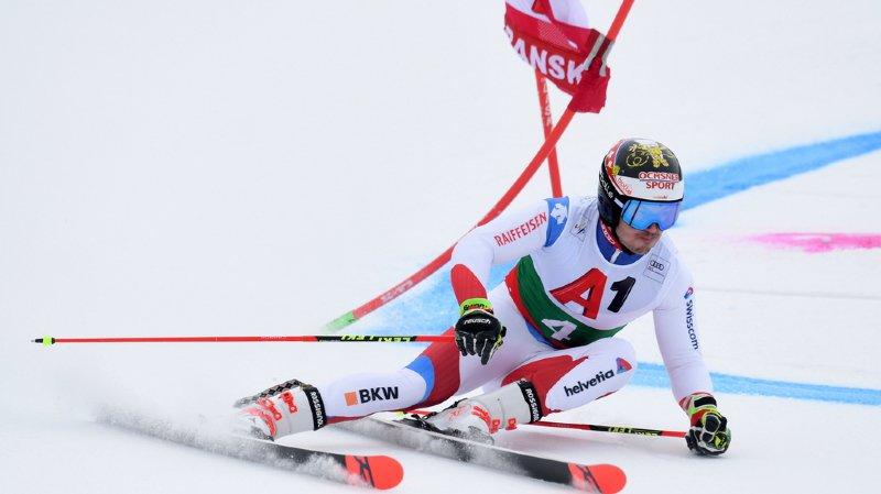 Ski alpin: Marco Odermatt 8e du géant de Bansko, Meillard 12e, Kristoffersen s'impose