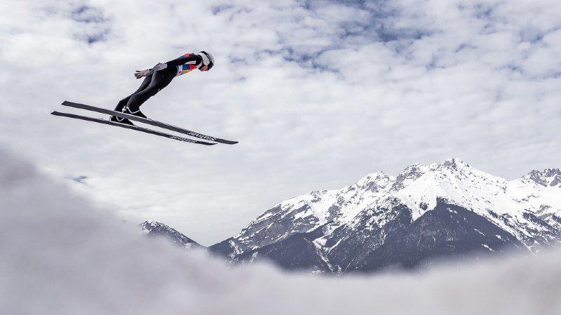 Ski nordique - Mondiaux de Seefeld: l'Allemagne championne du monde du saut par équipe, la Suisse 7e