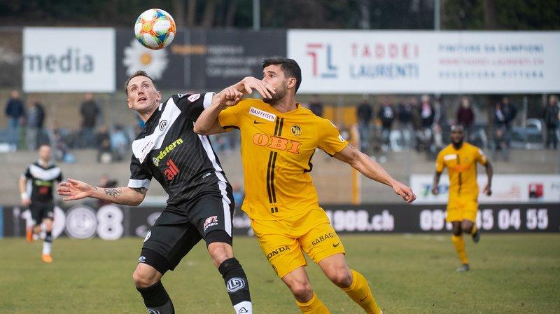 Super League: Young Boys bat Lugano au bout du suspense