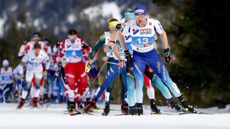 Ski nordique - Mondiaux de Seefeld: 7e au 50 km, Dario Cologna repart d'Autriche sans médaille