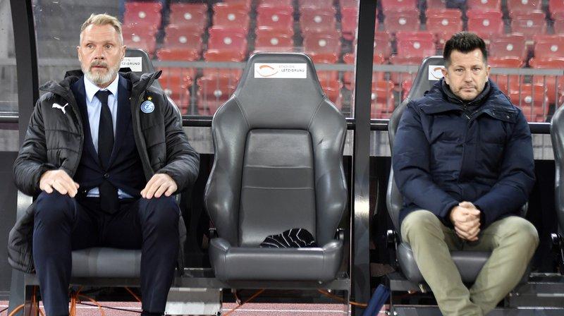 Football – Super League: GC se sépare de son entraîneur et de son directeur sportif