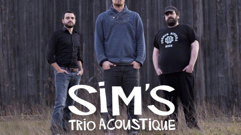 Concerts acoustiques : Sim's /// Caroline Alves