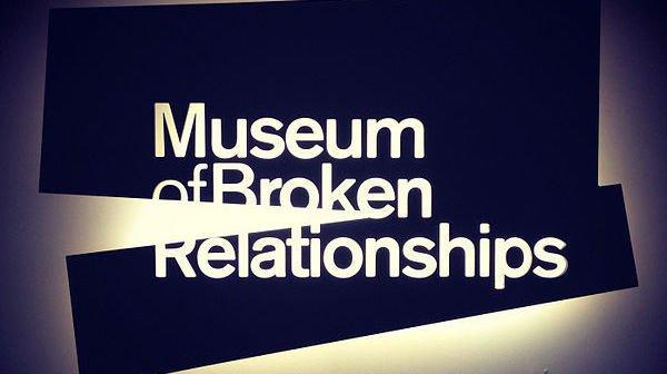 Saint-Valentin: musée des amours détruits à Zagreb