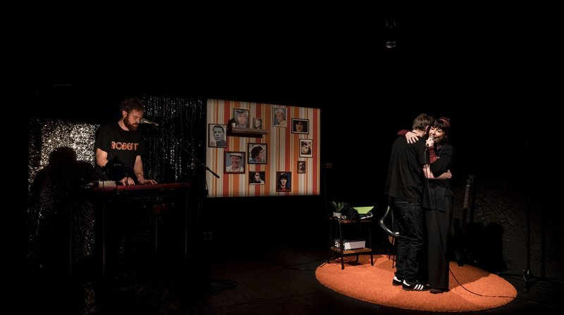Neuchâtel: un grand moment d'émotion avec Robert Sandoz et ses potes