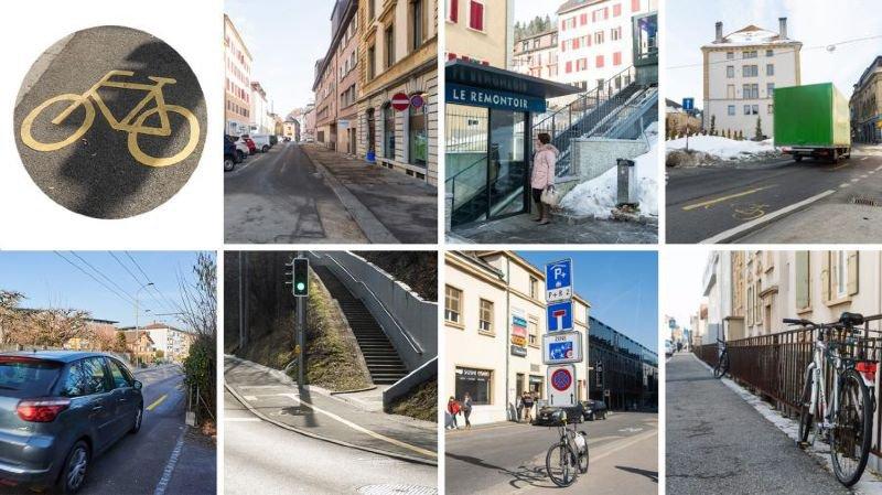 Sept pistes pour améliorer la vie des cyclistes neuchâtelois