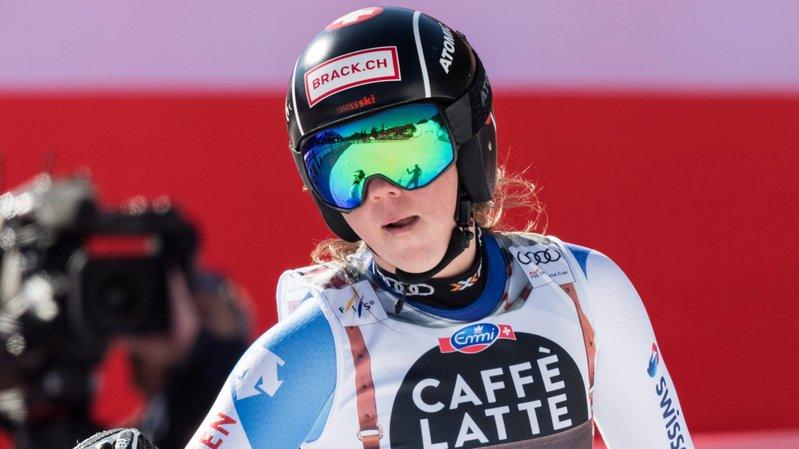 Juliana Suter, championne du monde juniors.