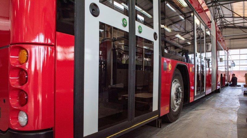 Jura: mise au concours de l'exploitation du réseau de bus